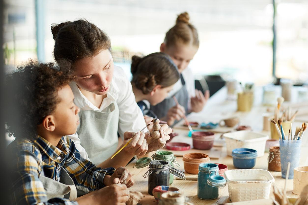 Atelier zéro déchet créatif - Collectivités écoles