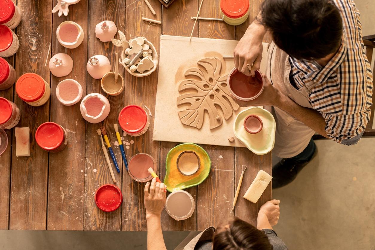 Atelier zéro déchet - Créativité
