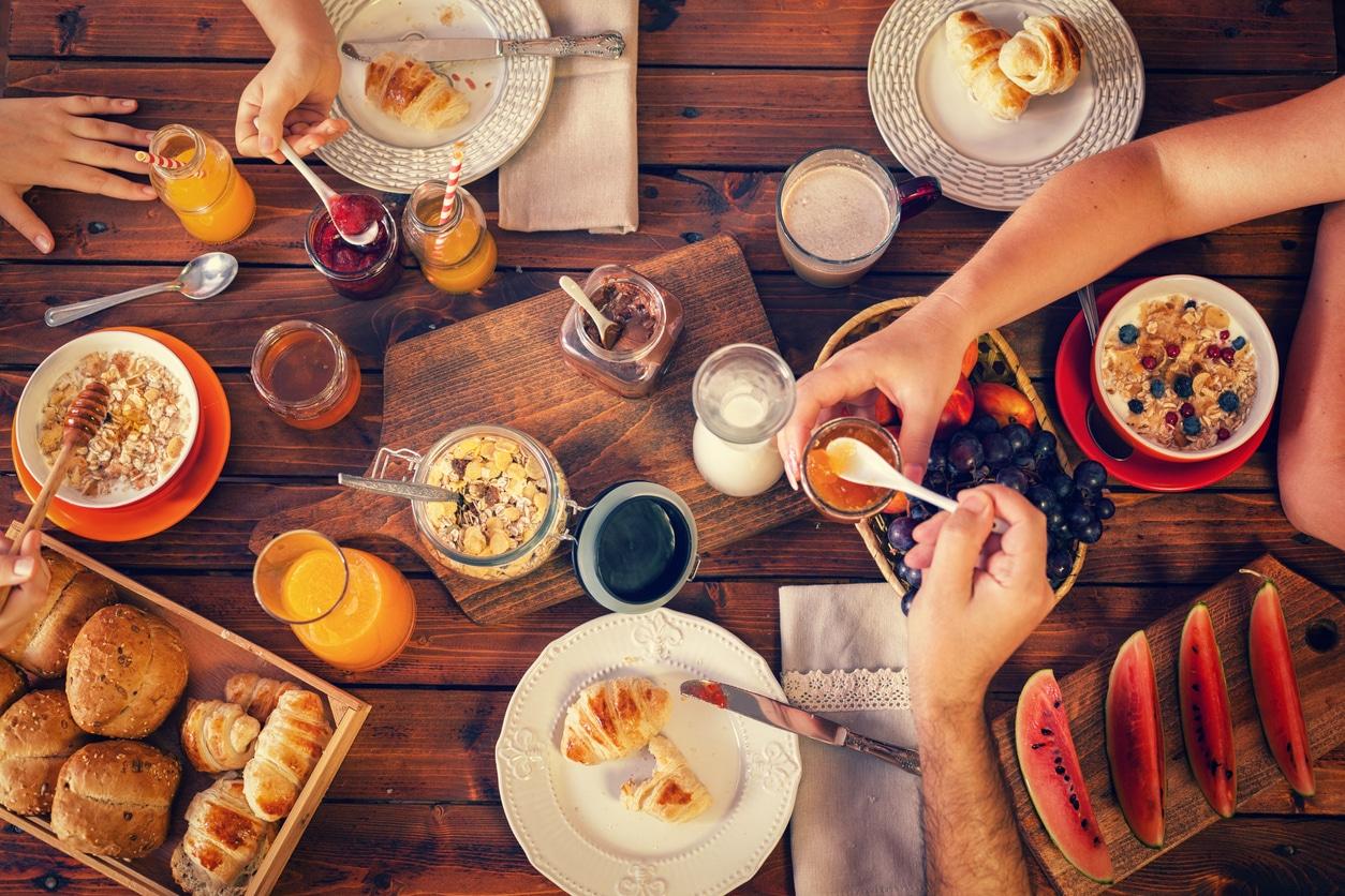 Petit déjeuner atelier zéro déchet